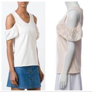 SEE BY CHLOÉ Scoop Neck Sleeveless Top